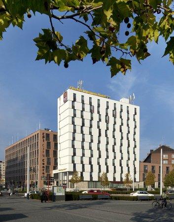 Clarion Congress Hotel Olomouc: Exterior