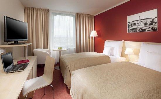 Clarion Congress Hotel Olomouc: Standard TWIN room