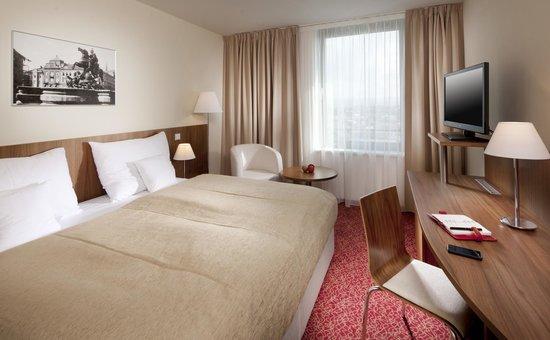 Clarion Congress Hotel Olomouc: Suite room