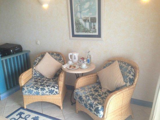 Hotel THe Volcán Lanzarote: Tea/coffee