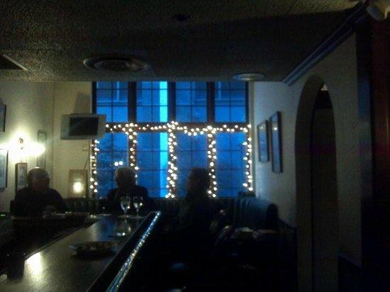 The La Serre Restaurant Albany Ny View From Bar