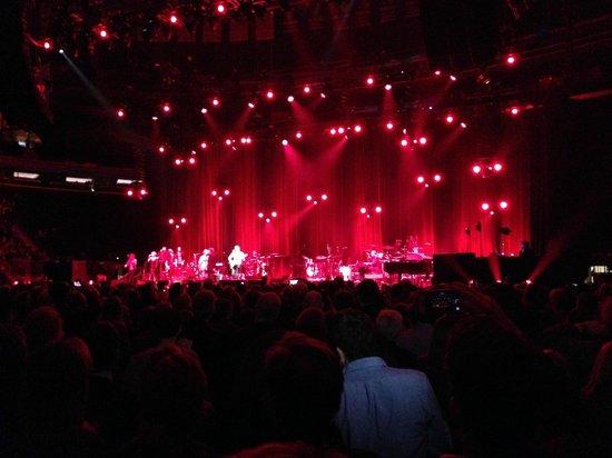 Madison Square Garden Floor Seating Concert Alex Gartenfeld