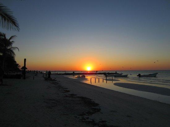 Beachfront La Palapa Hotel Adult Oriented : Tardes inolvidables