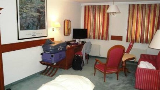 Alpenhotel Perner: Room 129
