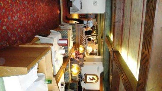 Alpenhotel Perner: Salle à manger/dining room