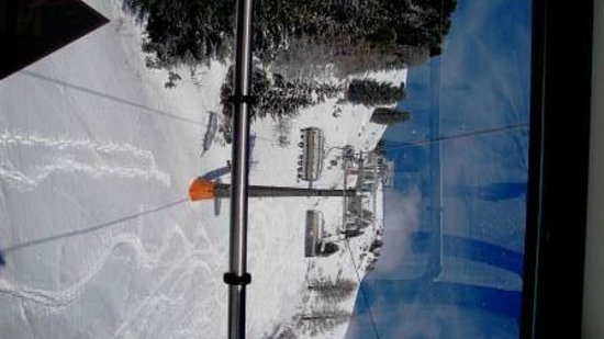 Alpenhotel Perner: view cable car