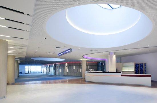 Clarion Congress Hotel Olomouc: Congress Centre foyer