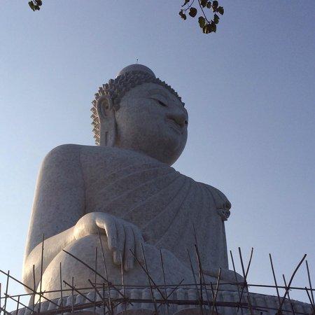 Grand Bouddha de Phuket : Big Buddha mars 2014