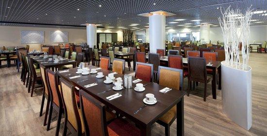 Clarion Congress Hotel Olomouc: Restaurant Veduta