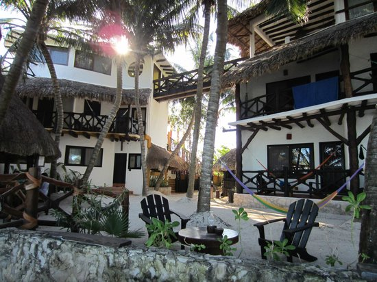 Beachfront Hotel La Palapa Adult Oriented: Hogar
