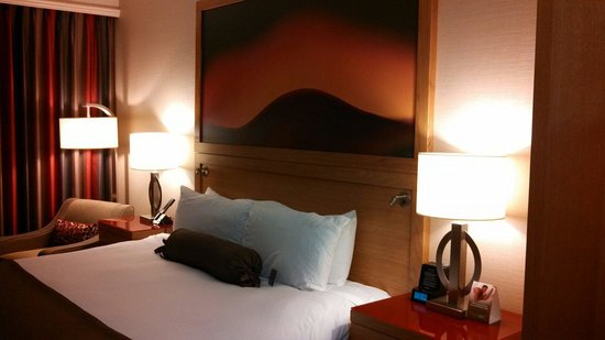 River Rock Casino Resort: Hotel room
