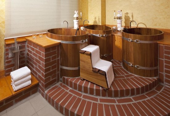 Clarion Congress Hotel Olomouc: Beer Spa - Wellness Centre