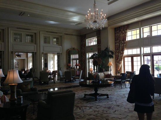 The Sanctuary Hotel at Kiawah Island Golf Resort : One of many beautiful rooms