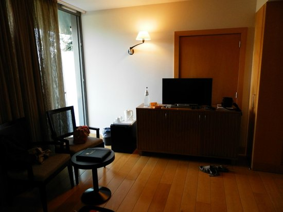 Golden Residence: chambre
