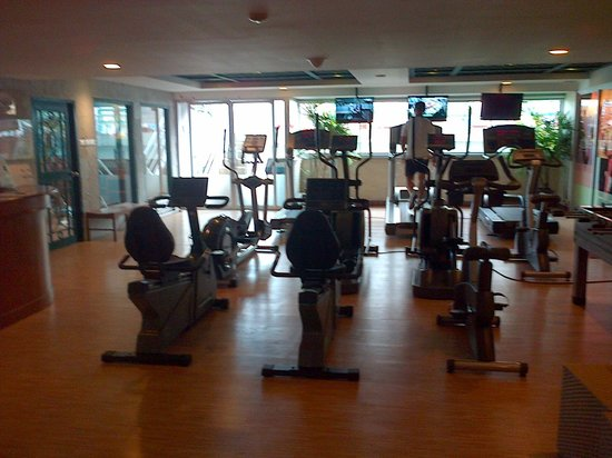 Evergreen Place Bangkok : Fitness Evergreen Place