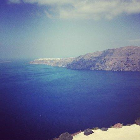 Rocabella Santorini Hotel & Spa : Breathtaking views