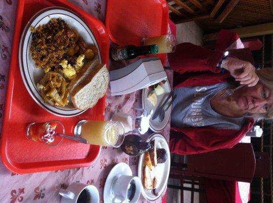 Hotel Aranjuez: Colazione !