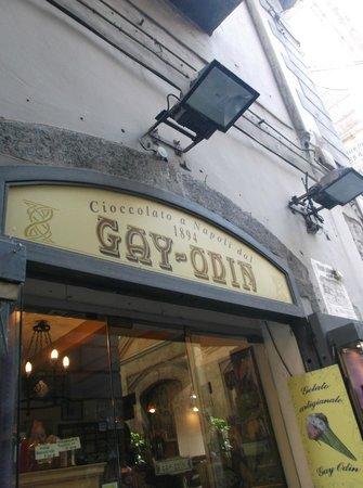 Gay Odin : ciok