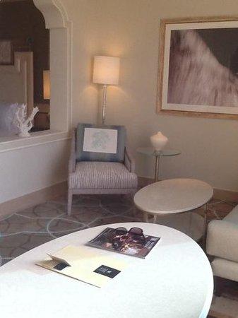 Waldorf Astoria Ras Al Khaimah : junior suite