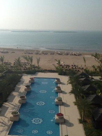 Waldorf Astoria Ras Al Khaimah : view from room