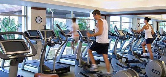 Fairmont Mayakoba: Fitness Center