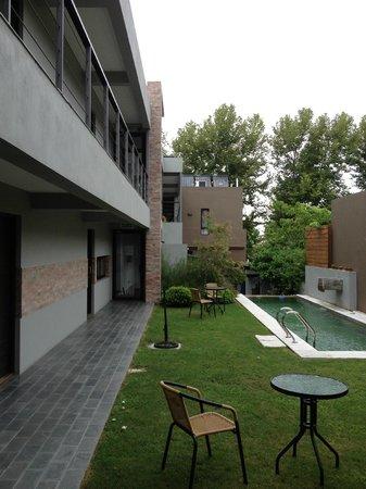 Posada Las Terrazas : Piscina 02