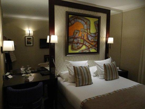 BEST WESTERN Hotel Folkestone Opera : Chambre 501