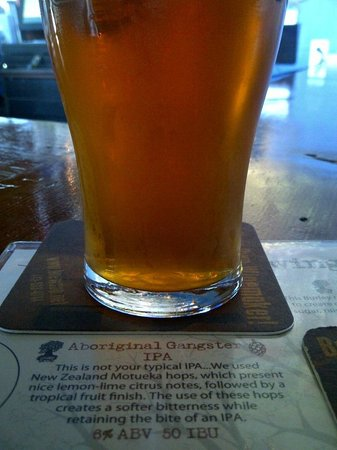 Burley Oak Brewing Company: My 1st beer with NZ hops