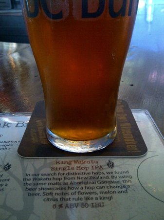Burley Oak Brewing Company: My 2nd beer with different NZ hops