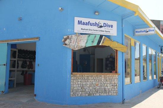 Maafushi Dive & Water Sports: Maafushi Dive