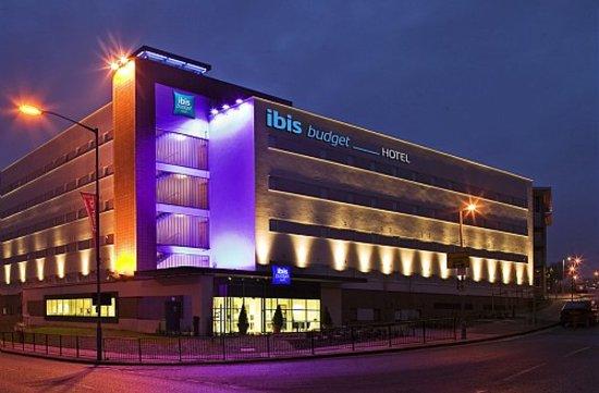 Hotel ibis budget Birmingham Centre: external view