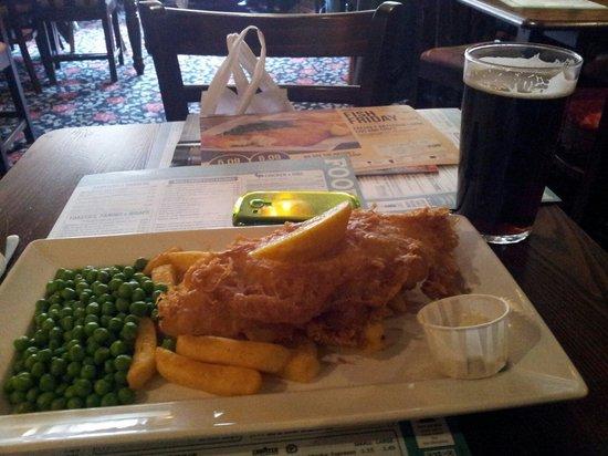 Fish And Chips Restaurant Ashford Kent