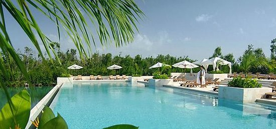 Fairmont Mayakoba: Adult's Pool