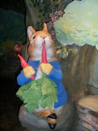 The World of Beatrix Potter: Petter