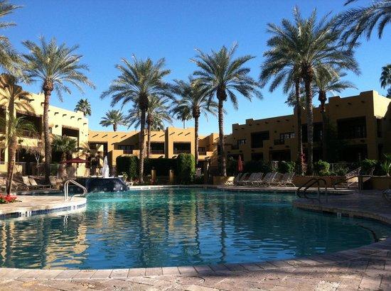The Wigwam: Oasis Pool