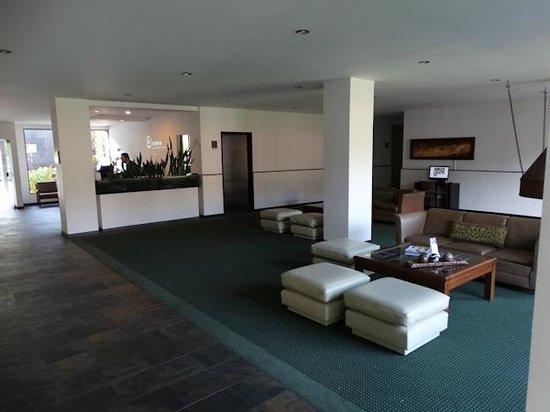 Estelar Recinto del Pensamiento Hotel: Estelar Reception area