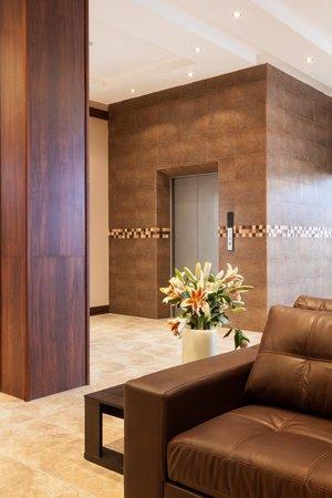 Barnard Hotel: LOBBY SALON LA TOSCANA