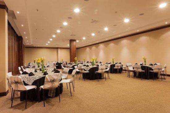 Barnard Hotel: SALON DE EVENTOS LA TOSCANA