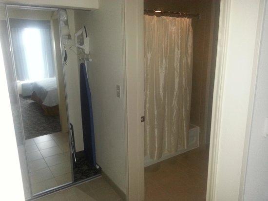 Homewood Suites by Hilton Houston-Stafford : King bath