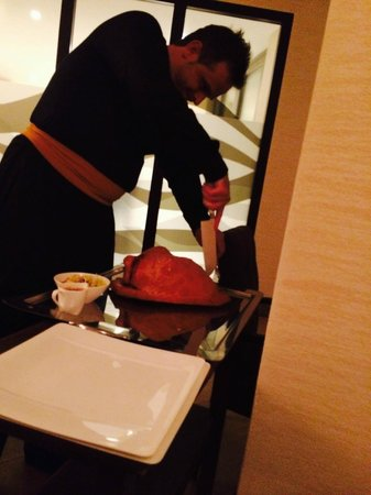 Jumeirah Port Soller Hotel & Spa: DINNER