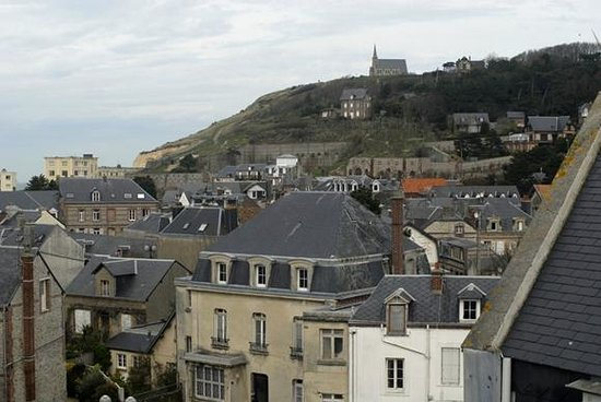 Detective hotel reviews price comparison etretat for Hotels etretat