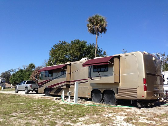 Seasons in the Sun RV Resort: Site 82