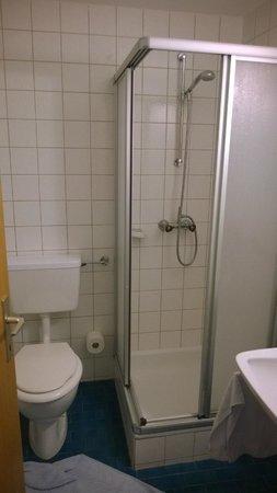 Gasthof Tannberg : Das kleine Bad