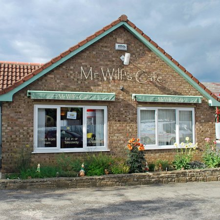 Mr. Wilf's Cafe