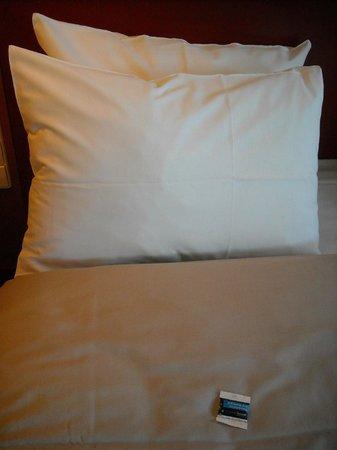 Suite Novotel München Parkstadt Schwabing : Our pillows