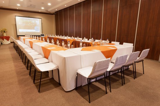 Barnard Hotel: SALON LA TOSCANA EVENTO SEMINARIO
