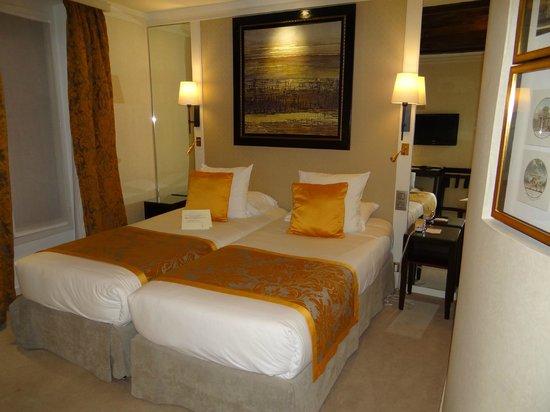 Best Western Plus Hotel Sydney Opera: Chambre 400
