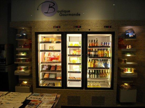 Suite Novotel München Parkstadt Schwabing : La boutique gourmande