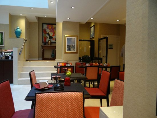Best Western Plus Hotel Sydney Opera: Salle petit déjeuner