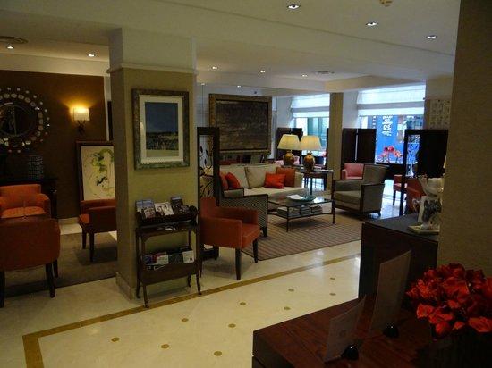 Best Western Plus Hotel Sydney Opera: Halle de l'hotel
